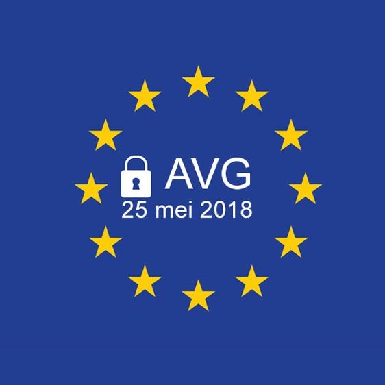 Privacywet (AVG) van kracht