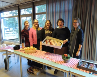 14-01-2017 – Walking dinner en avond met dr. Fieret