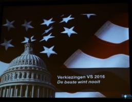 Foto's Verkiezingen in de VS op website