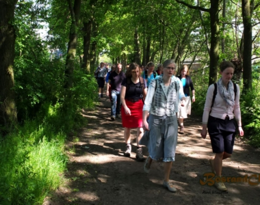 17-05-2014 – Wandeling Ederveen en avond 'Aderlaten of Haarlemmerolie'