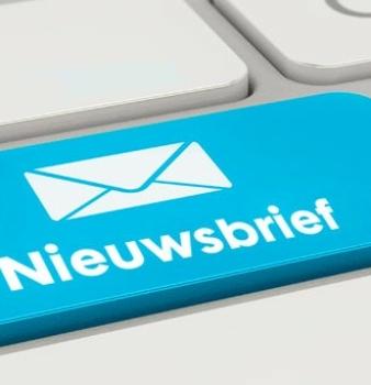 Onze nieuwsbrieven…